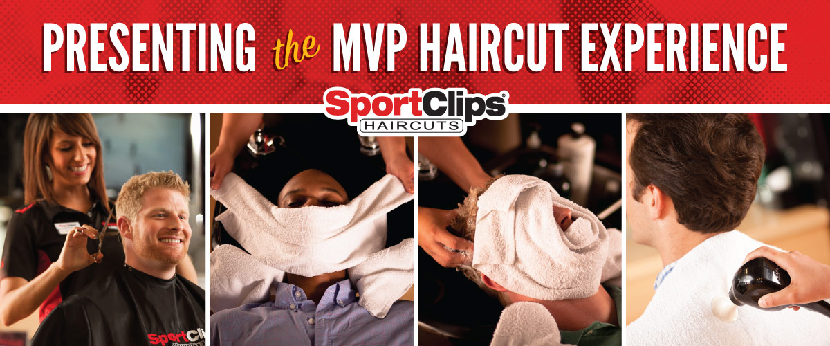 The Sport Clips Haircuts of Green Valley Ranch MVP Haircut Experience